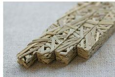 """Japanese Herb"" IGUSA Stick http://www.tokyo-igusa.com"