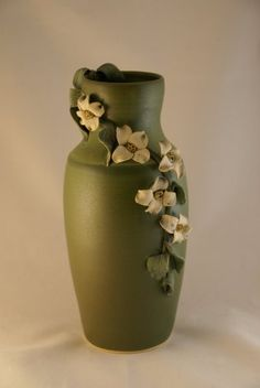 - Hobbies paining body for kids and adult Bottle Painting, Bottle Art, Bottle Crafts, Pottery Painting, Pottery Vase, Ceramic Pottery, Vase Crafts, Clay Pot Crafts, Ceramic Shop