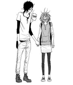 Say i love you Love You Cute, Say I Love You, My Love, Dengeki Daisy, Anime Couples, Cute Couples, Yamato Kurosawa, Manga Anime, Bride Of The Water God