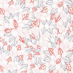 149405 Blomma | Pink Voile from Kindred by Lisa Congdon for Cloud9 Fabrics