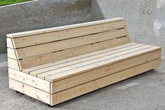 Why Teak Outdoor Garden Furniture? Outdoor Furniture Plans, Diy Garden Furniture, Deck Furniture, Pallet Furniture, Rustic Furniture, Furniture Stores, Backyard Seating, Garden Seating, Outdoor Seating