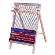 Check out Schacht School Loom at WEBS | Yarn.com.