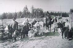 Buföring, Gagnef 1911