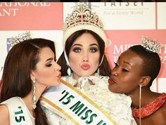 Miss International 2015. Edymar Martínez.