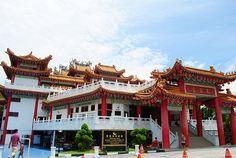 Chinese temple- Malaysia