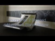 Snugg iPad 2 Brushed Aluminium Stand Review