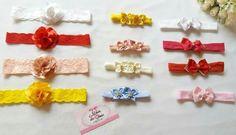 Faixas lindas e confortáveis  para as princesas baby Mãos de Fada Artesanato www.facebook. com/mfmuzambinh