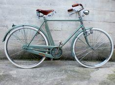 Restored bike 1952 Bianchi Zaffiro
