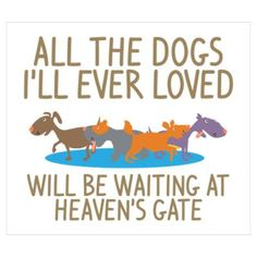 All The Dogs I'll Ever Loved