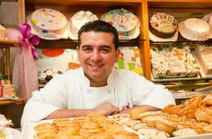 """Breaking News: Master Baker Buddy Valastro, star of the popular TLC television series """"Cake Boss"""" and """"Next Great Baker,"""" will now feature his incredible dessert creations on all Norwegian ships, fleetwide! Share if you've already enjoyed some of his yummy desserts on board Norwegian Breakaway or Norwegian Getaway!"""
