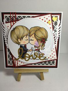 Greeting farm wedding card Card created by Angel Handmade Papercraft