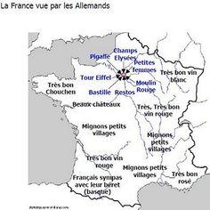 La France vue par un Allemand