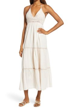 Cheap Maxi Dresses, Summer Dresses, Lace Dresses, Dress Shirts For Women, Clothes For Women, Figure Flattering Dresses, Maxi Shirt Dress, Feminine Style, Feminine Fashion