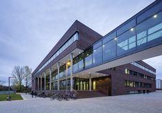 Backstein für Rostock - Physikalisches Institut von Gerber Architekten