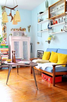 Merle from Troedelhaus shows us her vintage home