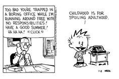 childhood values