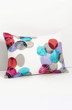 Nordstrom at Home 'Roundabout' Print Pillow