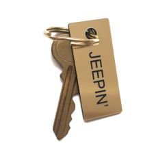 JEEPIN' Keyring - I NEED this!!!