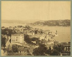 Arnavutköy 1880'li yıllar