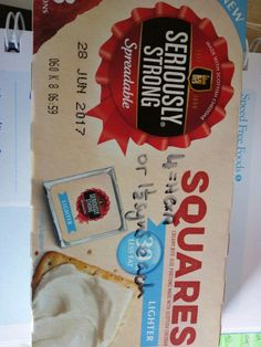 Cheese Squares, Sliming World, Slimming World Syns, Weight Loss, Strong, Food, Losing Weight, Essen, Meals