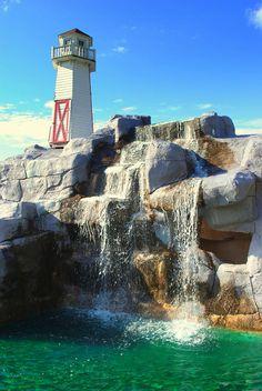 Lighthouse Waterfall - Cleveland, OH  (http://pinterest.com/source/fineartamerica.com/)