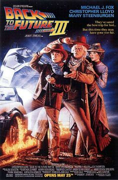 Back to the Future Part III - Rotten Tomatoes  Want to watch!