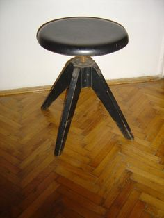 "Heisler workchair Budapest;1930"" Bauhaus, Budapest, Stool, Art Deco, News, Furniture, Home Decor, Decoration Home, Room Decor"