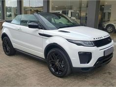 Sale On, Cars For Sale, New Land Rover, Range Rover Evoque, Convertible, Outfit, Vehicles, Stuff To Buy, Clothing