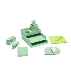 Mint Dream Desk
