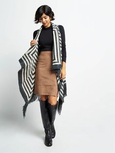 Perfect Pairings With Fall Boots