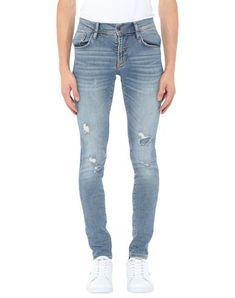 Antony Morato Denim Pants In Blue Antony Morato, Denim Pants, Skinny Jeans, Textiles, Mens Fashion, Zip, Leather, Blue, Clothes