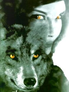 Affinity...  This is the cover of a book I absolutely love...one of Alice Borchardt's silver wolf books