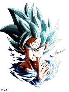 Goku in style medium length haircuts - Medium Style Haircuts Dragon Ball Z, Dragon Z, Manga Dragon, Goku Wallpaper, Super Anime, Art Anime, Fanart, Otaku, Naruto Shippuden