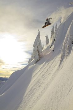 Snowboarding. We need to find something like this.