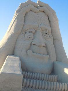 ✮ Sand Art