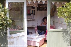 Unexpected from Sutton, Surrey owned by Valerie Wood |  #shedoftheyear