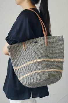 """New Cheap Bags. The location where building and construction meets style, beaded crochet is the act of using beads to decorate crocheted products. """"Crochet"""" is derived fro Crotchet Bags, Crochet Tote, Crochet Handbags, Crochet Purses, Love Crochet, Knitted Bags, Bead Crochet, Beautiful Crochet, Crochet Crafts"""