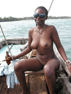 Ebony naturists