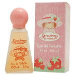 Strawberry Shortcake Berry Princess perfume by Marmol & Sons is a fun, exciting fragrance for girls.