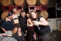 Large group causing chaos for the camera! Great time @ Brew Bash 2014! #BrewBash