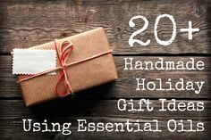 Need a few good ideas for decorating your home this holiday season? Or perhaps you're still looking for the perfect giftto give to that special someone on your Christmas list? Here are 20 of the best and most clever handmade holiday gift ideas using essential oils(plus a bonus link to 10 more creative recipes!) from around the web to spark your creativity: 1. These Aroma-Coasters…   [read more]