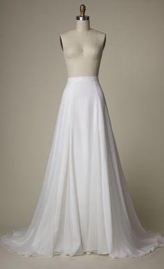 QUINN SKIRT -Della Giovanna Wedding Separates for the Bride