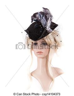 Photo - historique, Womens, chapeau - image, images, photo libre de droits, photos sous licence, photographie, photographies, graphique, graphiques