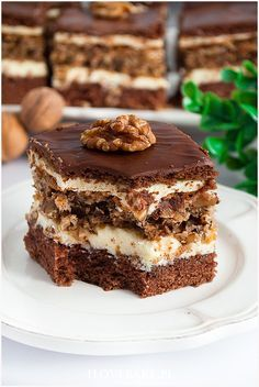 Tiramisu, Frosting, Goodies, Food And Drink, Sweets, Ethnic Recipes, Bakken, Recipies, Sweet Like Candy
