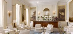 Luxury Hotels: Go to the Beach at Hotel du Cap-Eden-Roc | #hotelinteriordesigns #lboutiquehotels #luxuryhotels| See also: http://hotelinteriordesigns.eu/