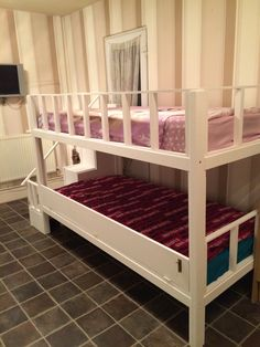 Bed Stair Gate, Bunk Beds With Stairs, Toddler Bed, Storage, Furniture, Home Decor, Child Bed, Purse Storage, Decoration Home