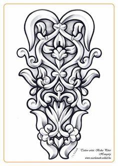 honfoglalás kori művészet - Google keresés Leather Carving, Leather Art, Wood Carving, Vintage Floral, Vintage Art, Hungary History, Metal Embossing, Hungarian Embroidery, Asatru