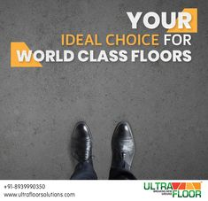 Ultra Floor, Over the years, we have built a reputation on the highest quality work as a concrete specialist and we are dedicated to serving our customers with integrity and excellence in service and craftsmanship.