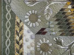 Detail 2 by Be*mused, via Flickr from 2010 Tokyo International Great Quilt Festival
