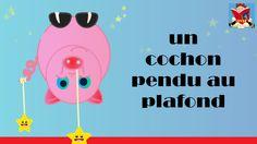 """Comptine """"Un petit cochon"""""""
